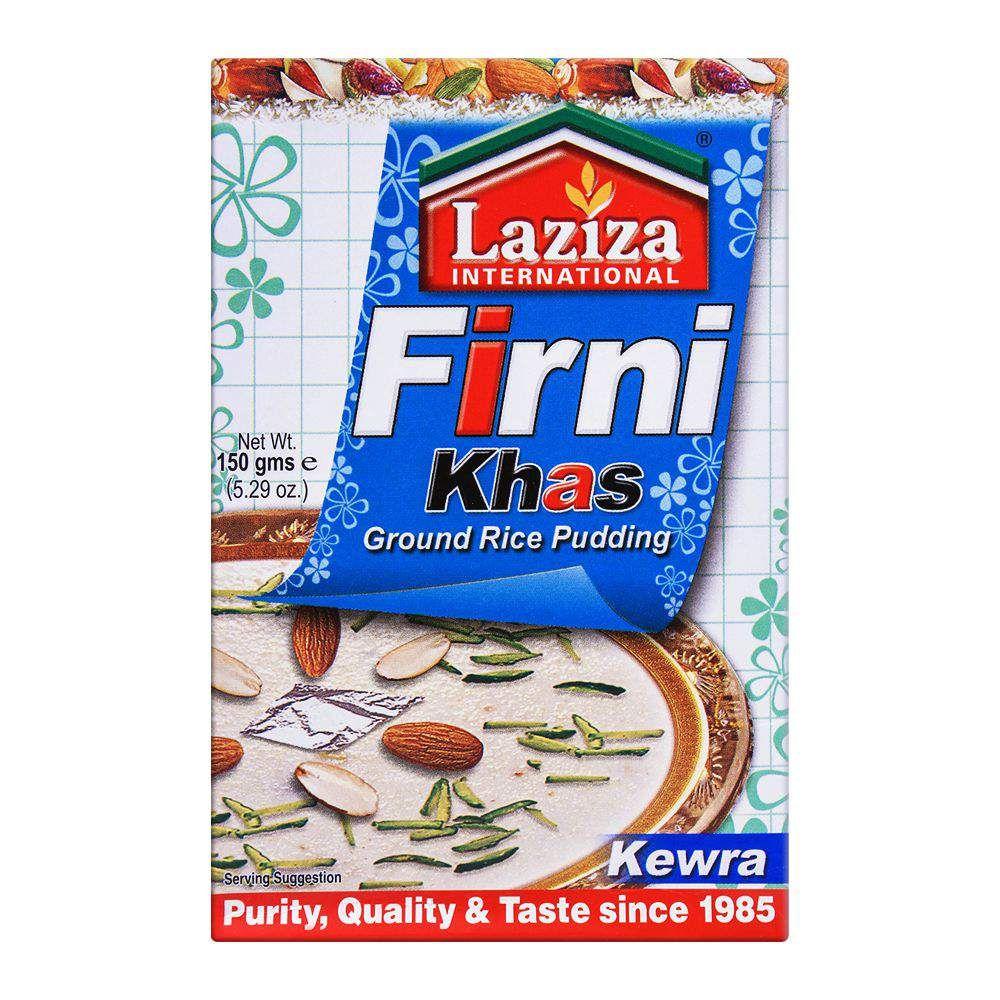 Laziza Firni Khas, Kewra, 150g