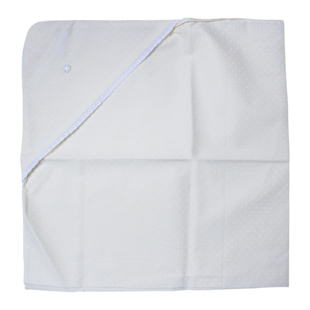 Angel's Kiss Baby Wrapping Sheet, Yellow