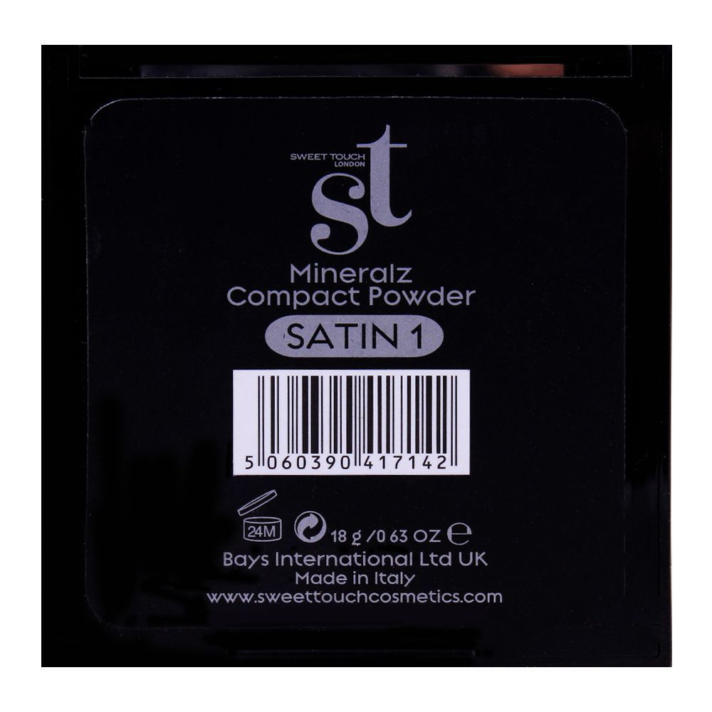 Buy ST London Mineralz Compact Powder, Natural Online at