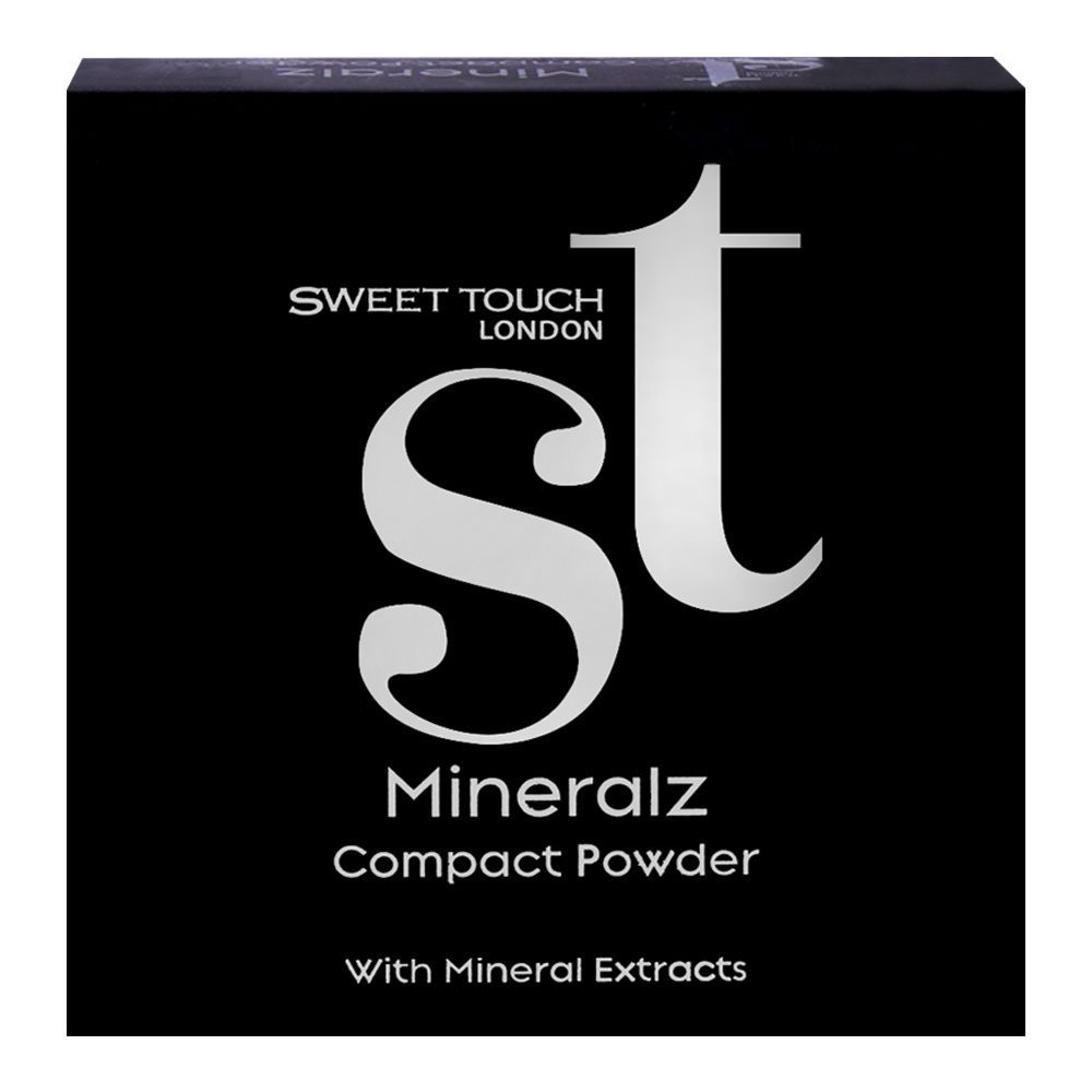 Buy ST London Mineralz Compact Powder, Satin 1 Online at