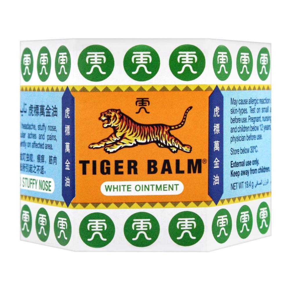 Tiger Balm White Ointment, 19.4g