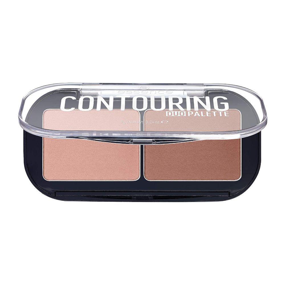 Essence Contouring Duo Palette, 10 Lighter Skin