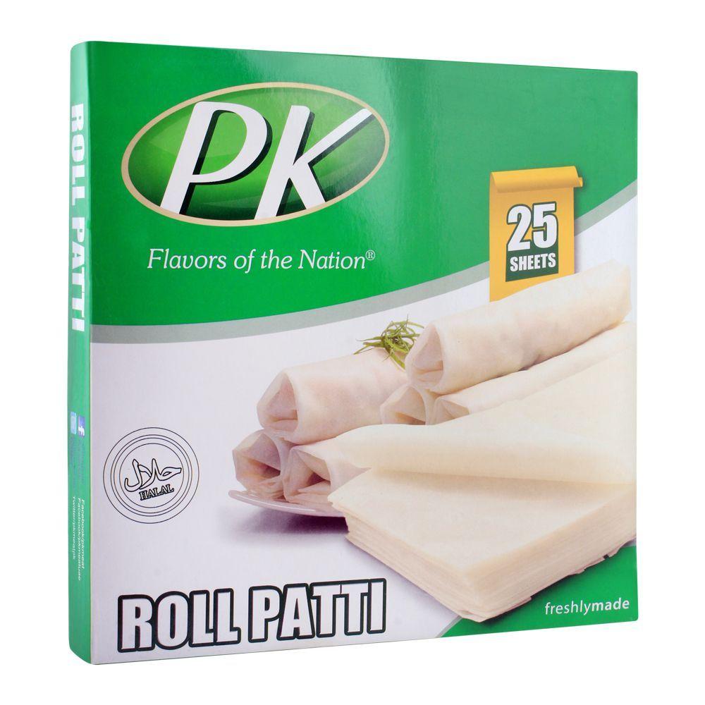 PK Roll Patti Sheets, 25 Pieces