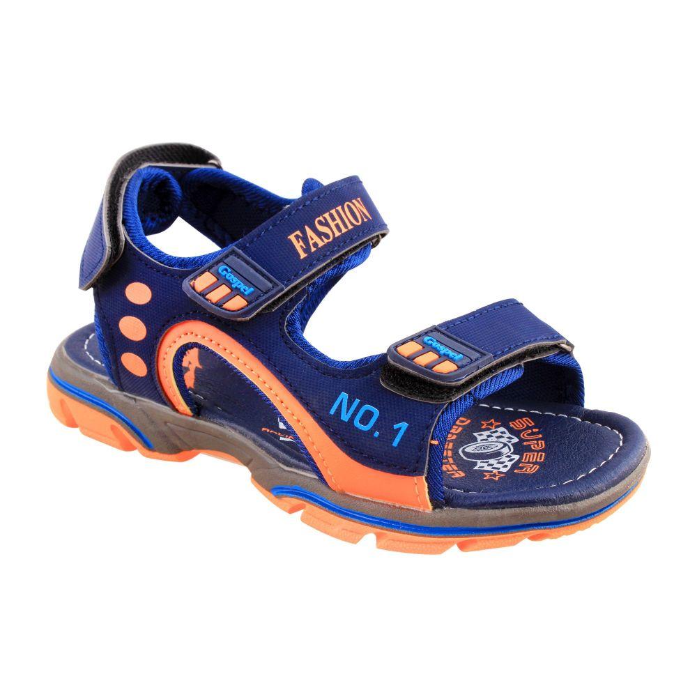 Kids Sandals, For Boys, S-221, Blue