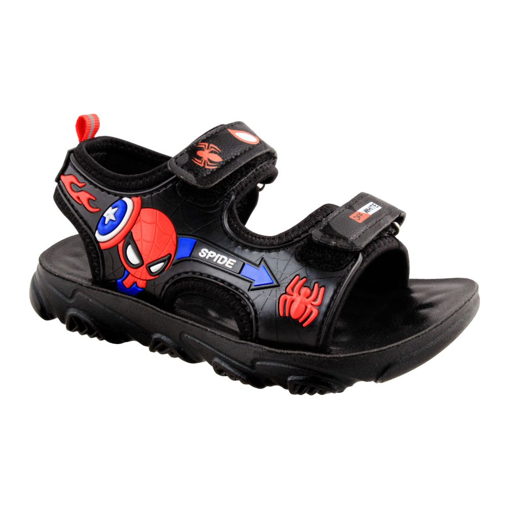Kids Sandals, For Boys, B-10, Black