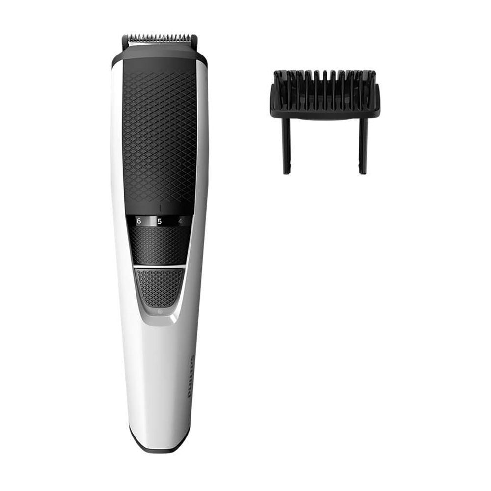Philips Series 3000 Rechargeable Beard Trimmer, QT3206/14