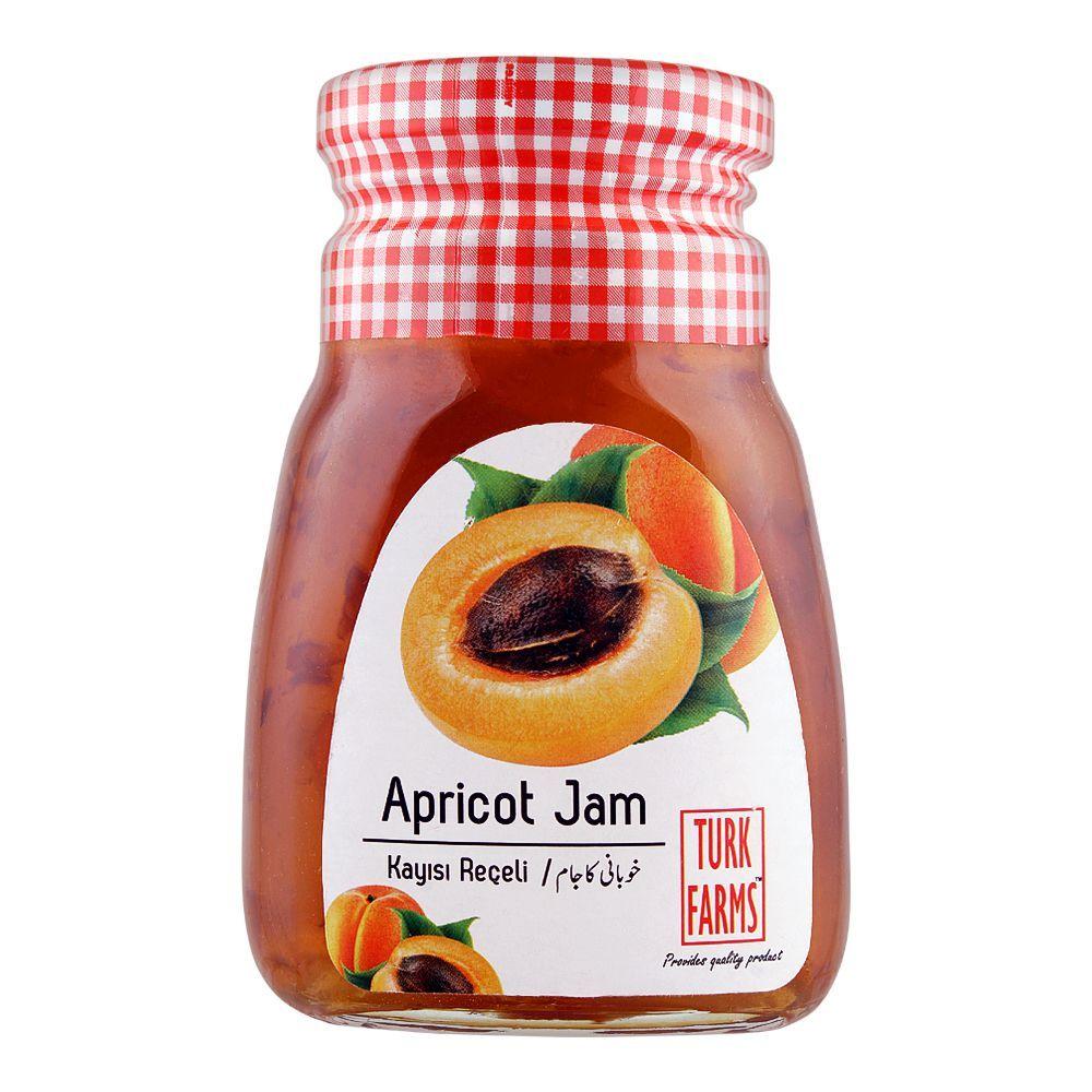 Turk Farms Apricot Jam, 360g