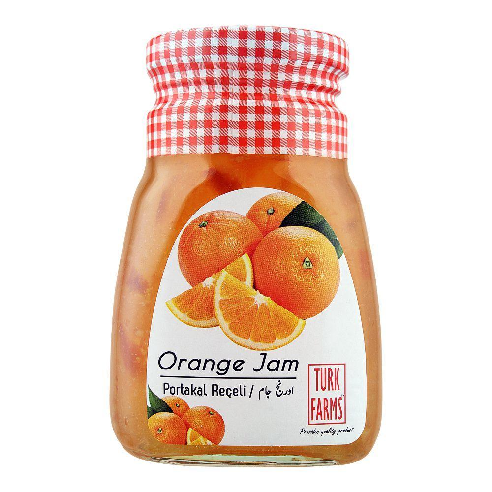 Turk Farms Orange Jam, 360g