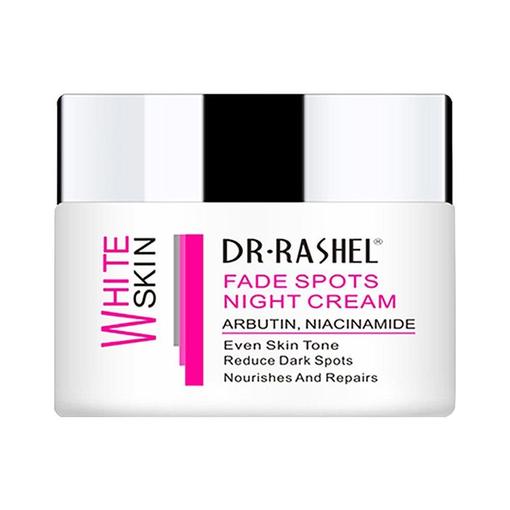Dr. Rashel White Skin Fade Spots Night Cream, 50g