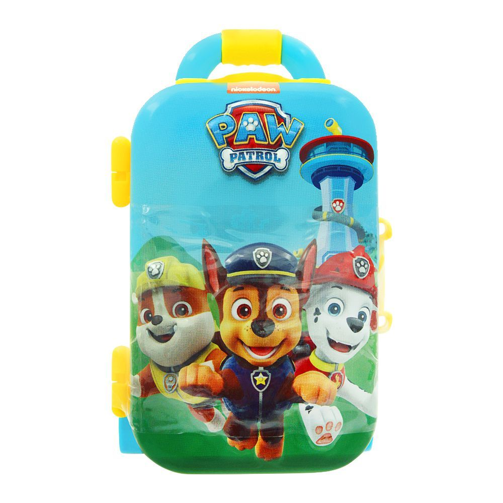 Paw Patrol Luggage Tin With Jelly Candies, 64801