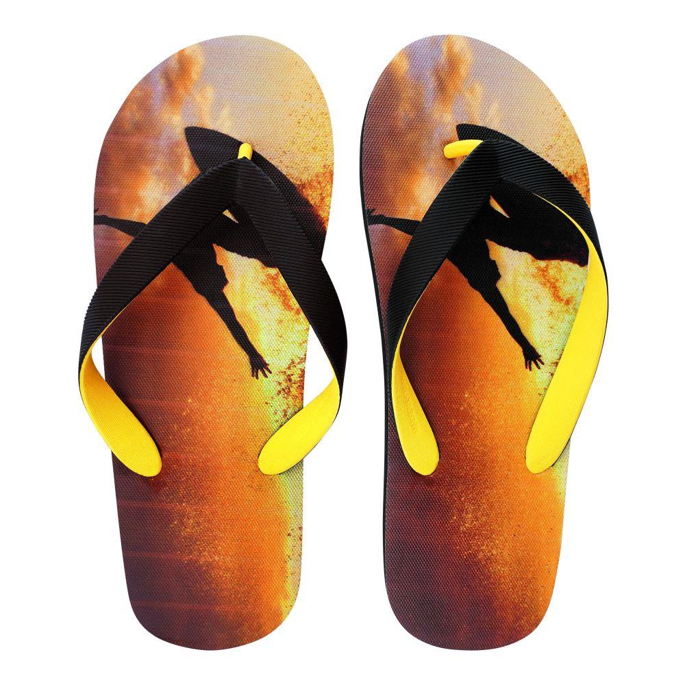 Men's Slippers, I-3, Black