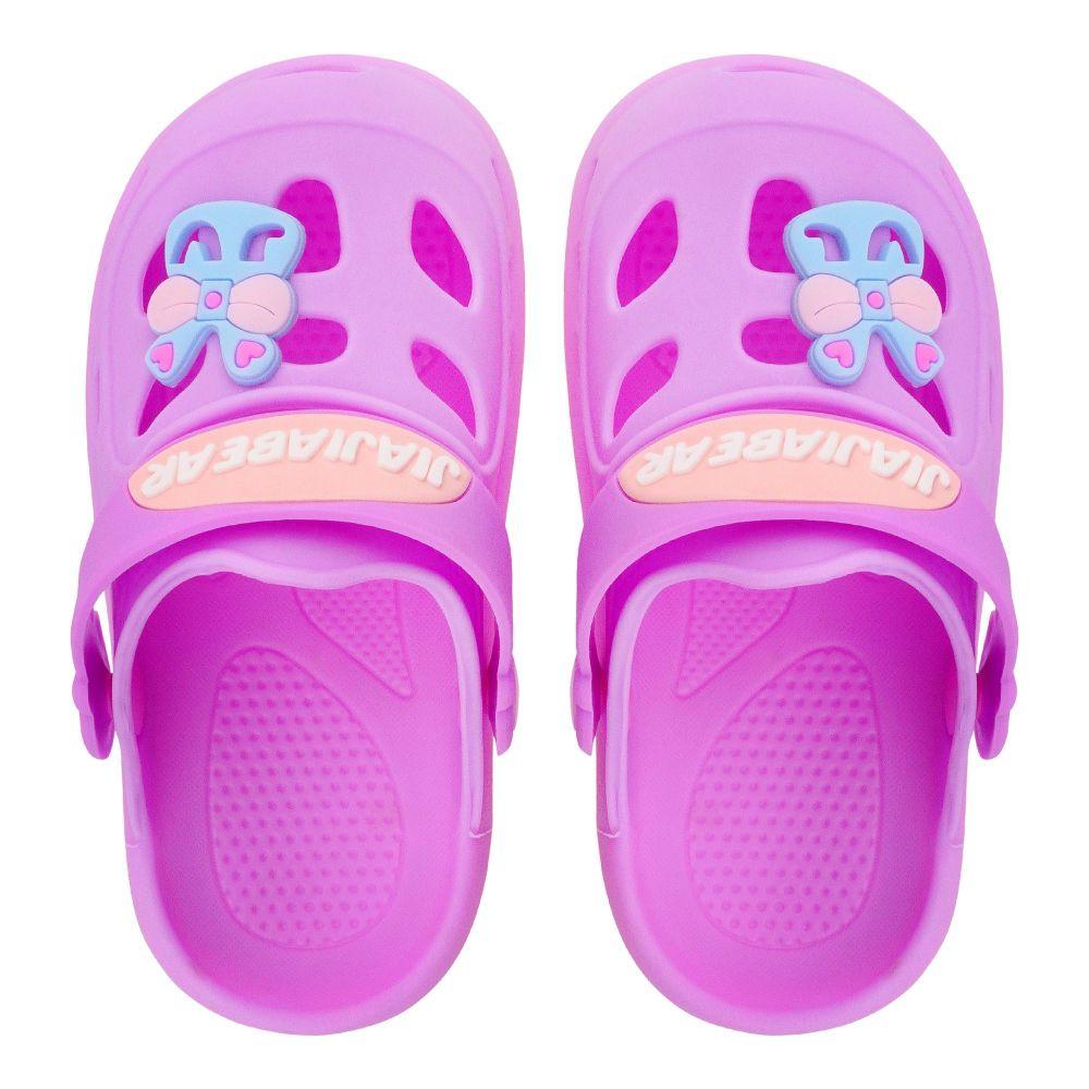 Kid's Slippers, I-15, Purple