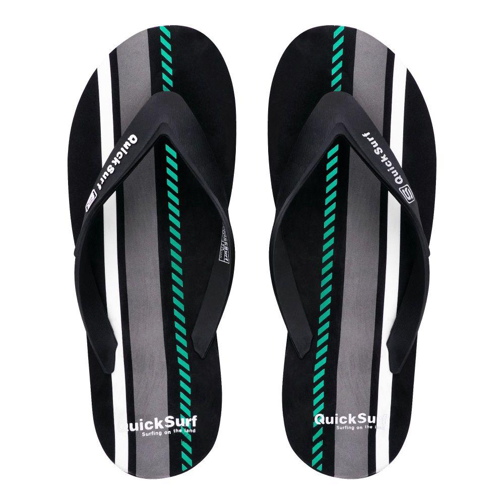 Women's Slippers, I-21, Grey/Black