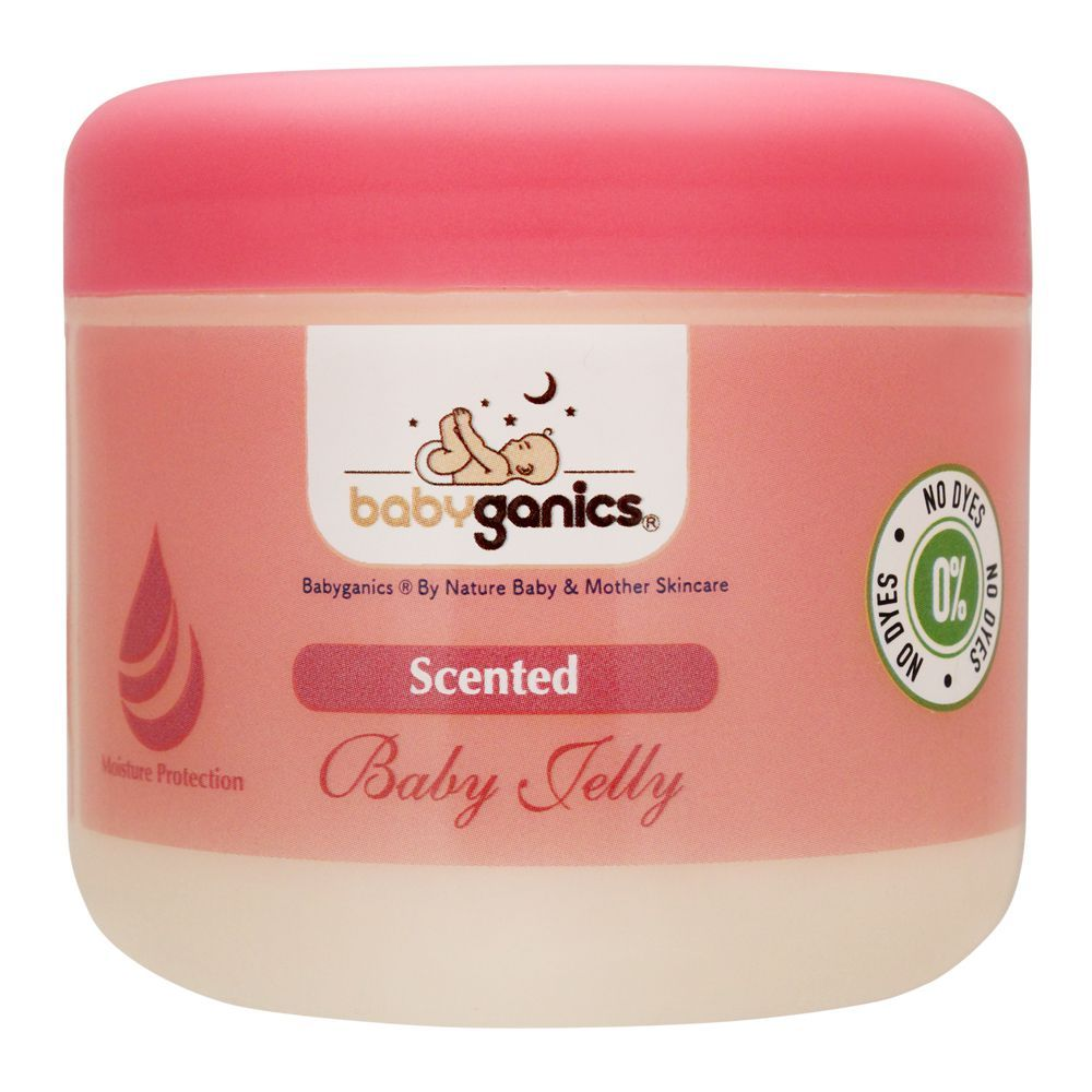 Baby Ganics Scented Baby Jelly, 300ml