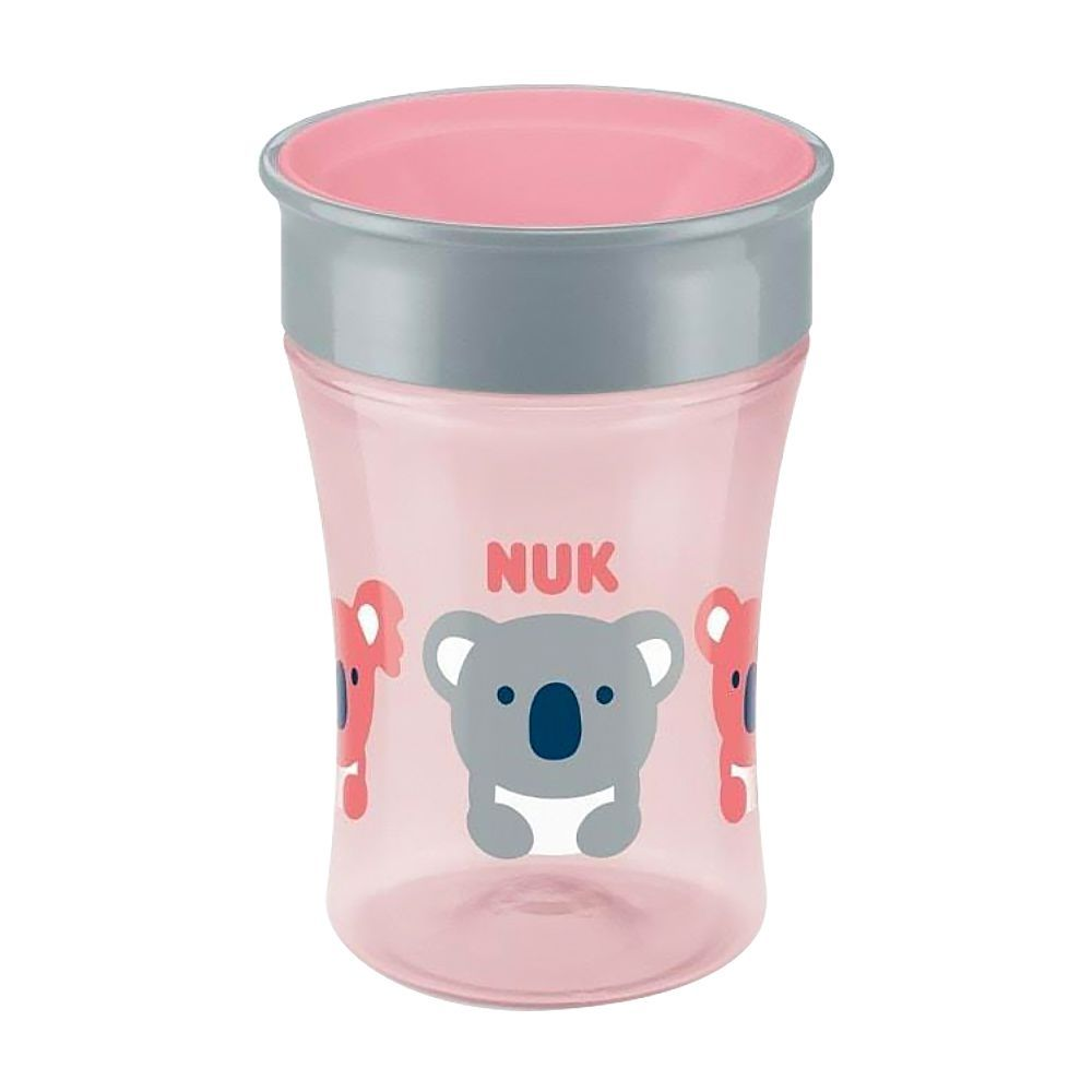 Nuk Magic & Space Set, Pink, 6m+, 10255436