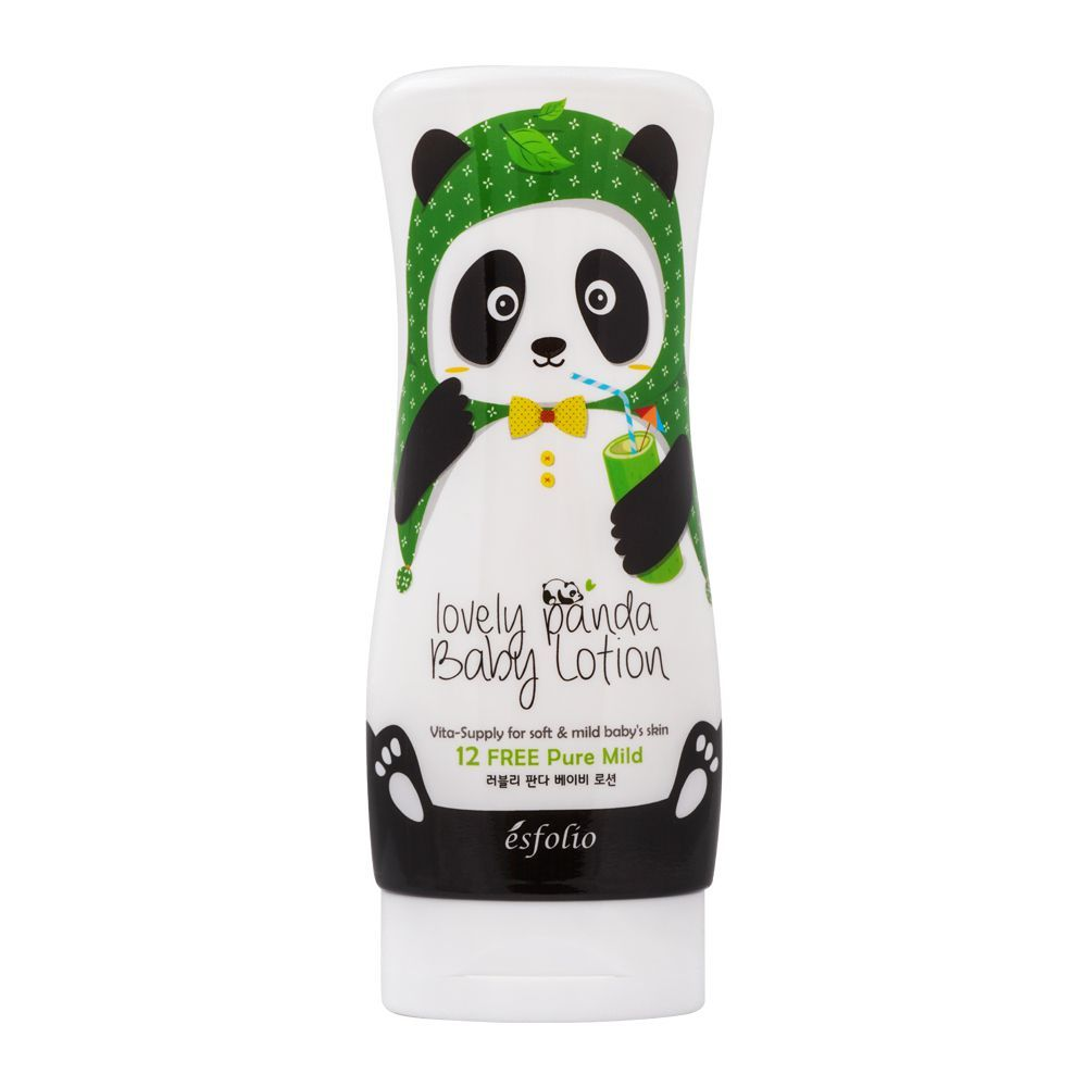 Esfolio Lovely Panda Baby Lotion, 250ml