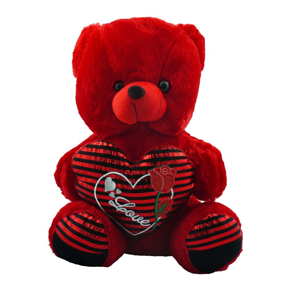 Live Long Stuffed Bear, 50cm, 1646-8