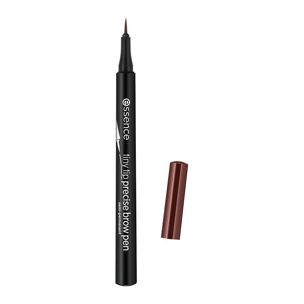 Essence Tiny Tip Precise Brow Pen, 02 Medium Brown