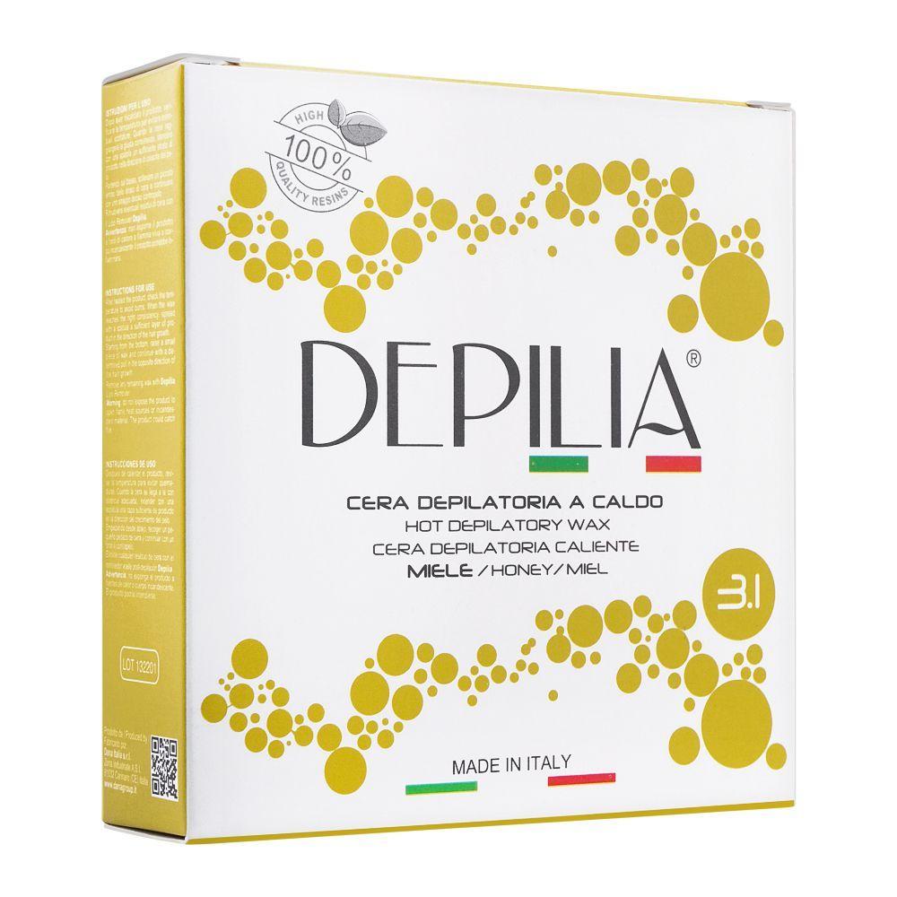 Depilia Honey 3.1 Hot Depilatory Wax, 100ml