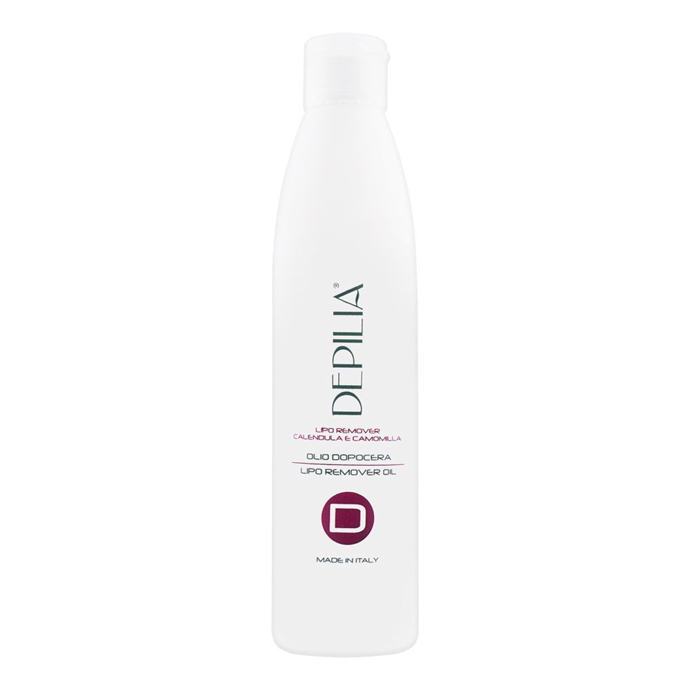 Depilia Olio Dopocera Calendula & Camomilla Hair Remover Oil, 250ml
