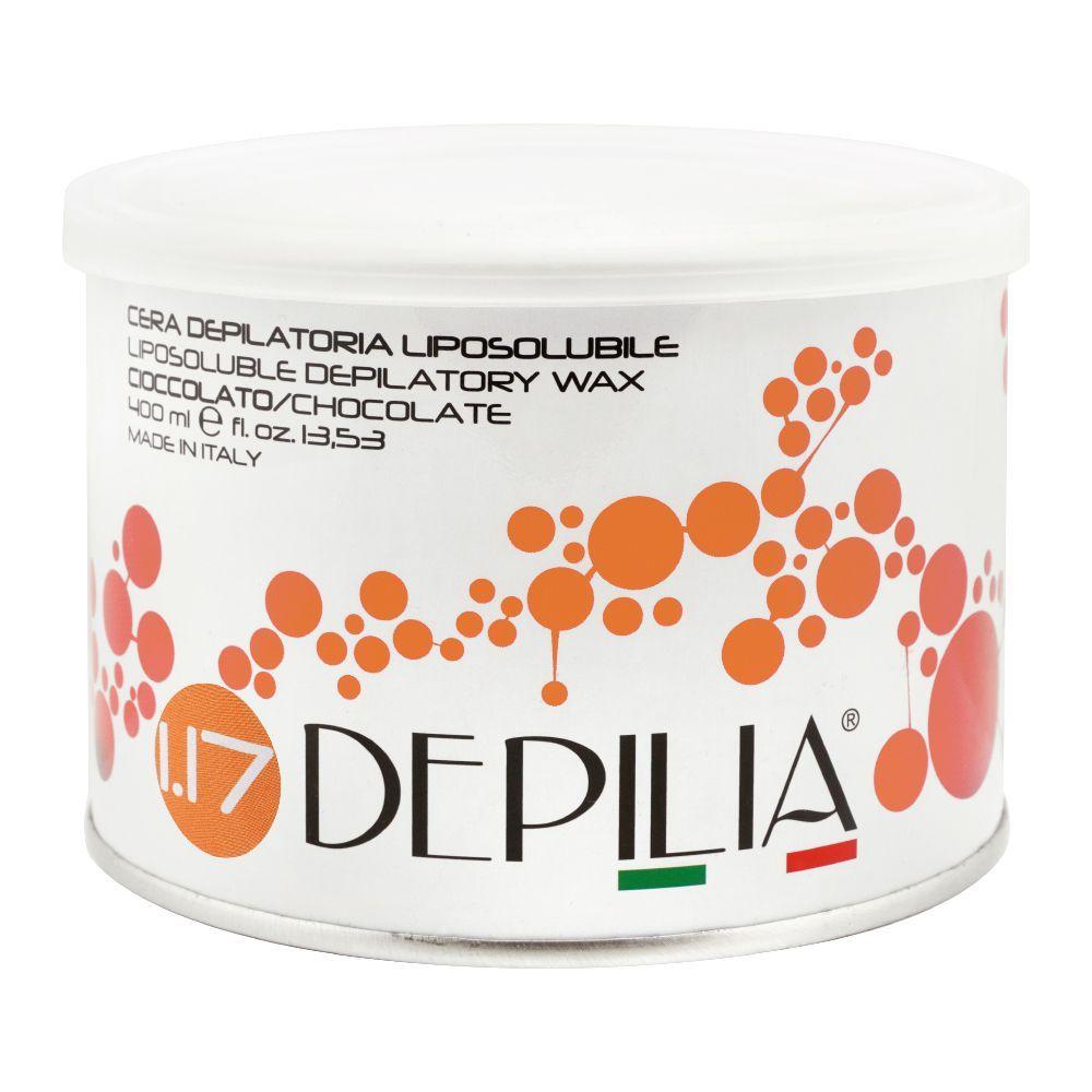Depilia Argan Zinc 1.17 Liposoluble Depilatory Wax, 400ml