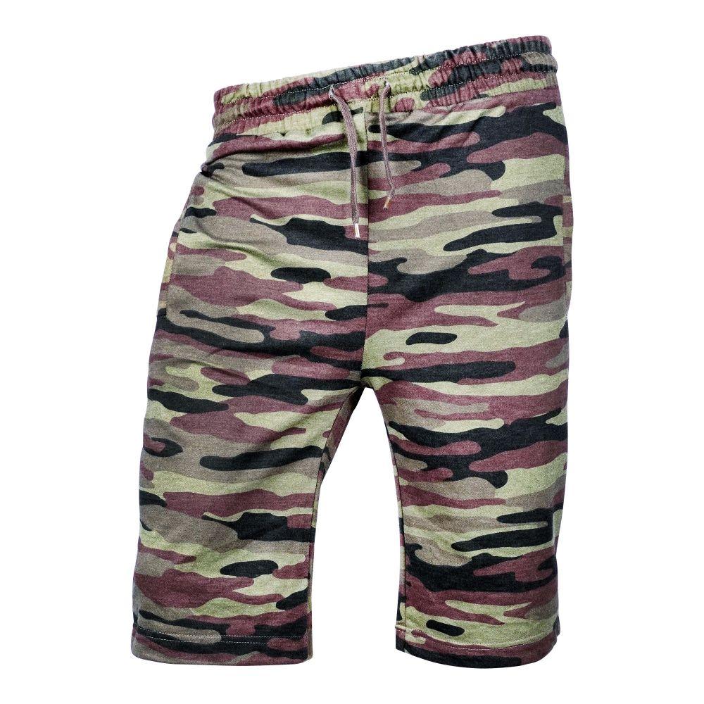 Basix Camouflage Men Shorts, MS-501