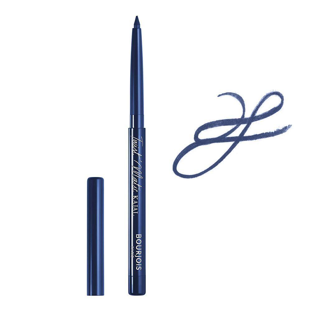 Bourjois Twist Matic Kohl Kajal Eye Pencil, 05 Mille Et Une Blue