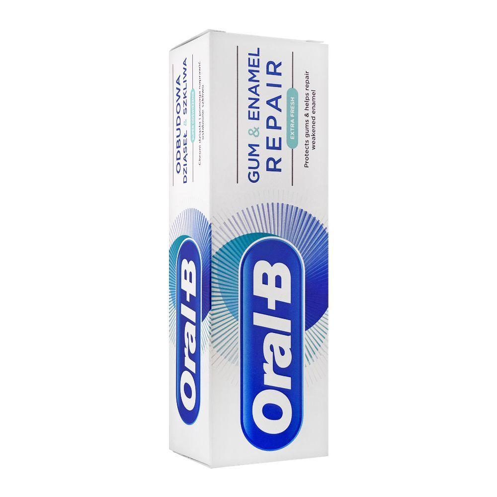 Oral-B Gum & Enamel Repair Extra Fresh Toothpaste, 75ml