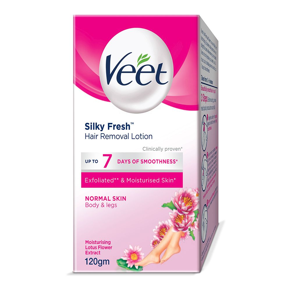 Veet Hair Removal Lotion Normal Skin, 120g
