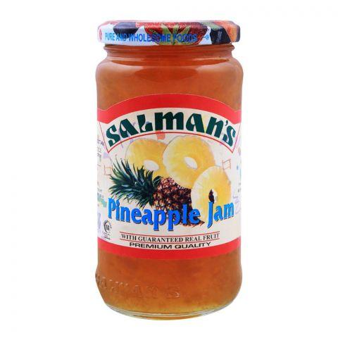 Salmans Pineapple Jam 450g