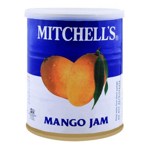 Mitchell's Mango Jam Tin 1050g