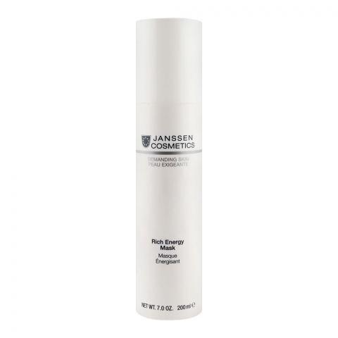 Janssen Cosmetics Demanding Skin Rich Energy Mask 200ml