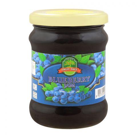 Fruit Tree Blueberry Jam, 270g