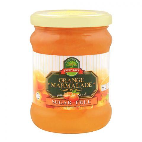Fruit Tree Orange Marmalade, Sugar Free, 270g
