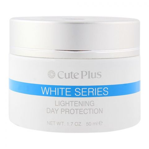 Cute Plus White Series Lightening Day Protection 50ml