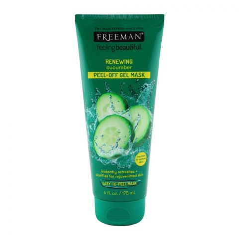 Freeman Cucumber Facial Peel Off Mask 150ml