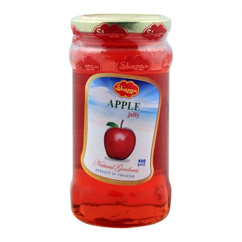 Shezan Apple Jelly, 440g