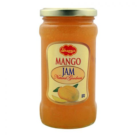 Shezan Mango Jam, 440g