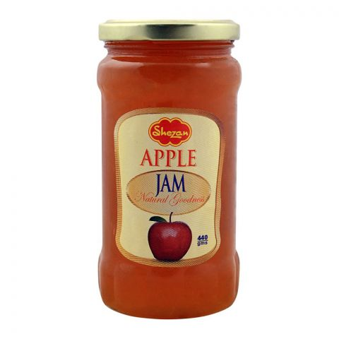 Shezan Apple Jam, 440g