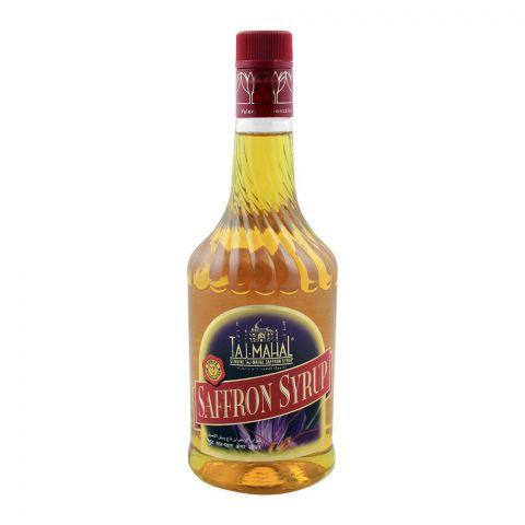 Taj Mahal Saffron Syrup, 700ml