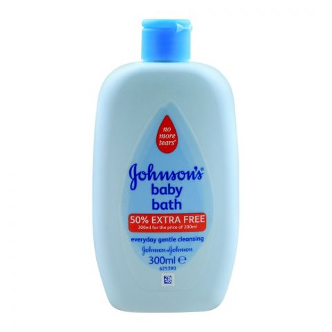 Johnson's Baby Bath Everyday Gentle Cleansing, 300ml