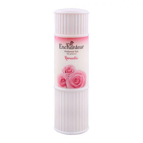Enchanteur Romantic Talcum Powder, 125g