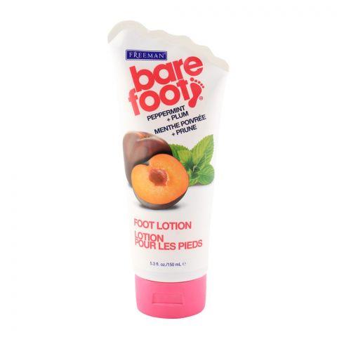 Freeman Bare Foot Softening Foot Lotion 150ml