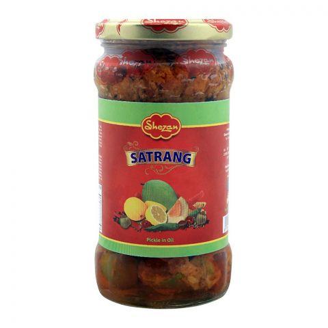 Shezan Satrang Pickle, 330g