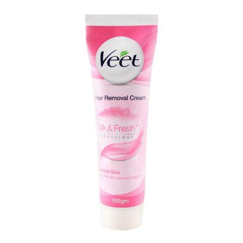 Veet Silk & Fresh Normal Skin Hair Removal Cream 100gm