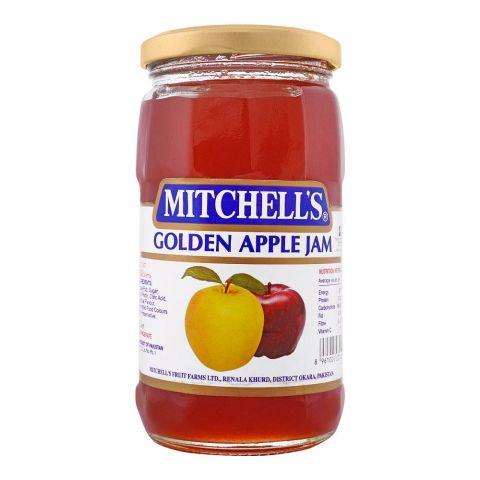 Mitchell's Golden Apple Jam 450g
