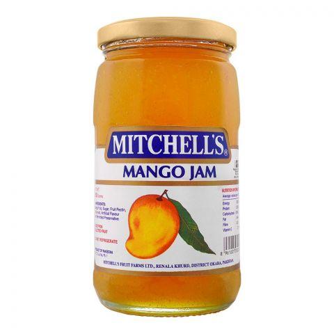 Mitchell's Mango Jam 450g