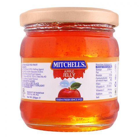 Mitchell's Apple Jelly 200g