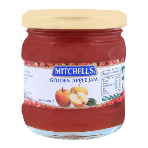 Mitchell's Golden Apple Jam 200g