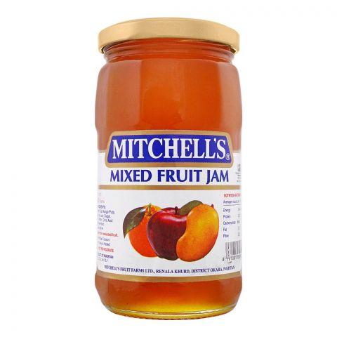 Mitchell's Mixed Fruit Jam 450g